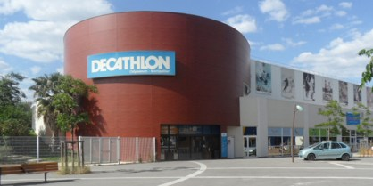 Decathlon Montpellier Odysseum soutien Bangkok Paris By Bike