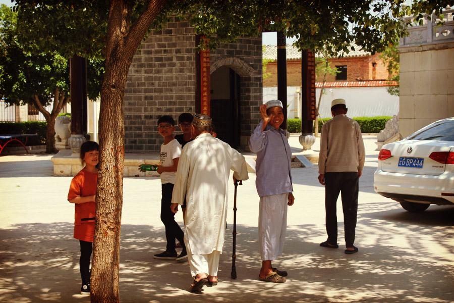 Mosquée - village musulman