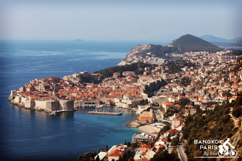 La côte Croate en vélo