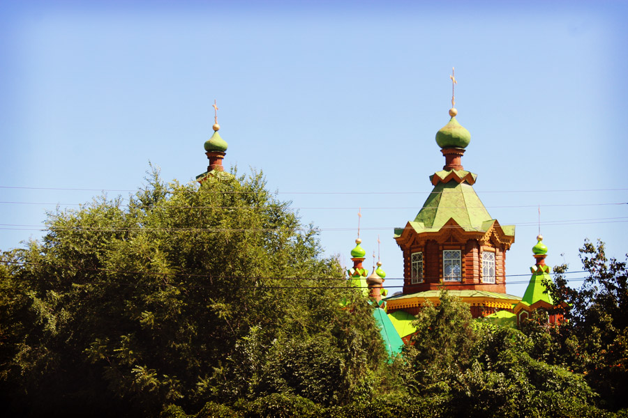 Eglise orthodoxe russe