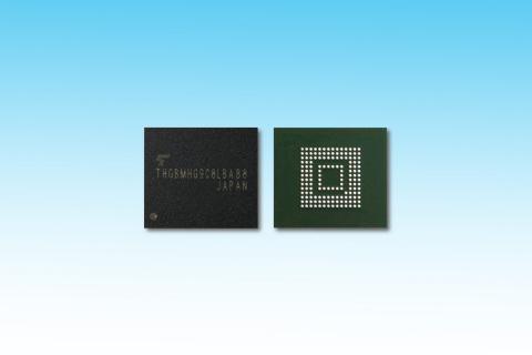 โตชิ  บาขยายไลน์อัพใช้แฟลชเมโมรี่ NAND ส  ำหรับการใช้งานในยานพาหนะ