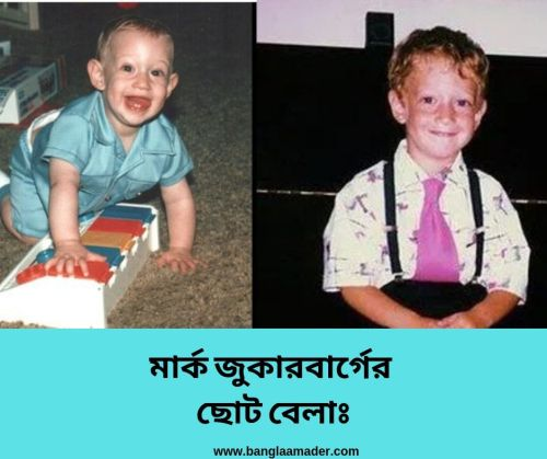 Mark Zuckerberg childhood | Mark Zuckerberg biography in bengali