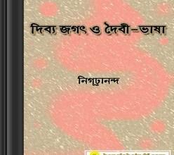 Dibya Jagat O Daibi-Bhasha by Nigurananda ebook