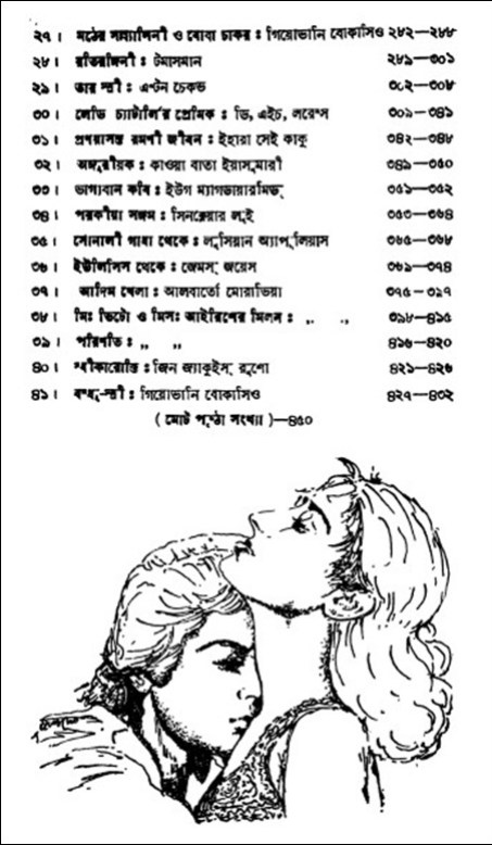 content of Bishwer Shreshtha Adi-Roser Galpo 2