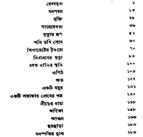 Sarojkumarer Shrestha Galpo content
