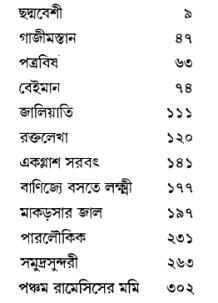 Shrestha Rahasya Kahini by Natarajan content