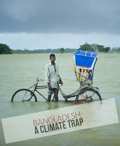 Bangladesh A Climate Trap - documentary cover