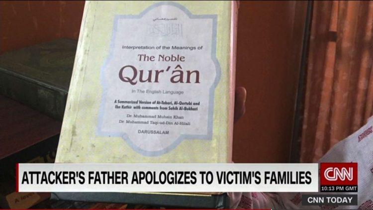 Saudi version of Quran was given to Bangladeshi terrorist