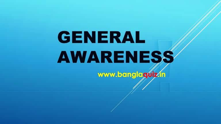 General Awareness Image