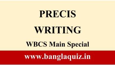 Photo of Precis Writing – Examples – Series 3 ( PDF )