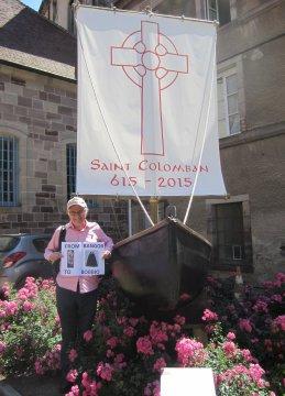 Saint Columbanus Trail Bangor Northern Ireland to Bobbio