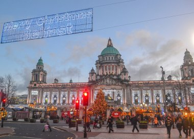 Belfast City Hall, Things to do in Northern Ireland Tourist Attractions