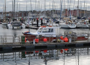 Bangor Boat Pontoon, Tourist Attractions in Bangor Northern Ireland
