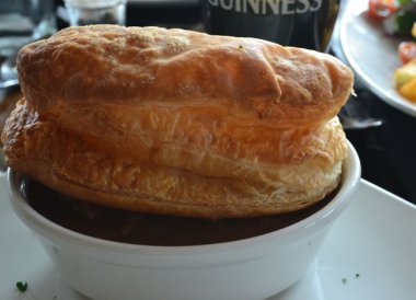 Meat and Pastry Pies, Traditional Northern Ireland Food and Drink