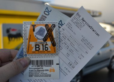 Austrian Vignette Toll, Pay the M50 Toll Fine Dublin Ireland