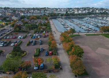 Queens Parade Car Park, Best Hotels in Bangor Seafront Town Centre, Northern Ireland: Town Centre and Seafront
