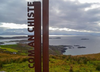 Com an Chiste Coomakista, Kerry, Wild Atlantic Way Road Trip West Coast of Ireland