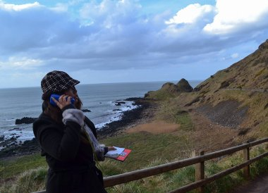 Audio Guide, Free Entry to the Giants Causeway N Ireland