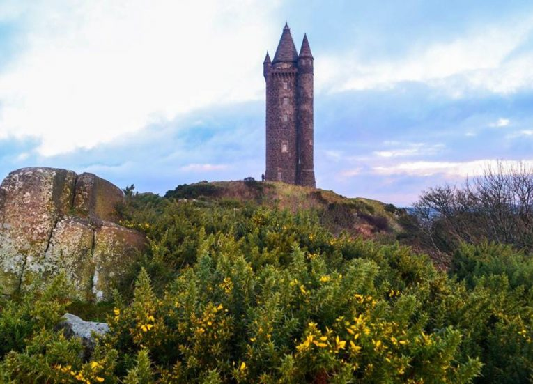 Scrabo Tower in Ards, Things to do in Northern Ireland Tourist Attractions