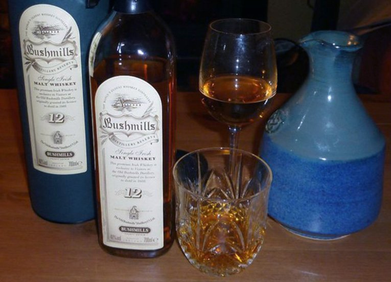 Special Edition Bushmills, GIants Causeway Coastal Route Tourist Attractions