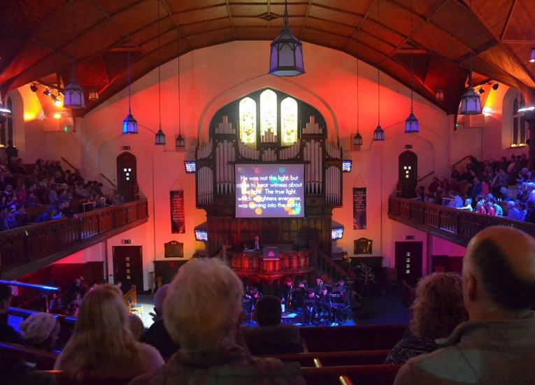 Carols by Candlelight, Traditions of Christmas in Northern Ireland, Bangor NI