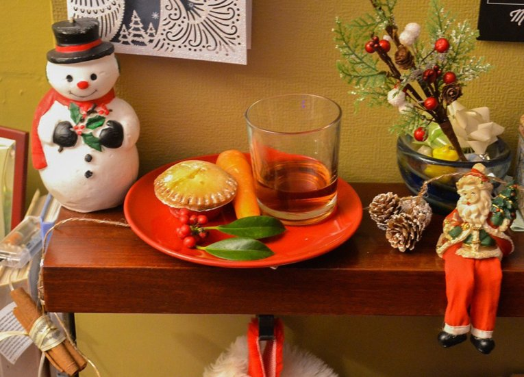 Mince Pie and Brandy, Traditions of Christmas in Northern Ireland, Bangor NI