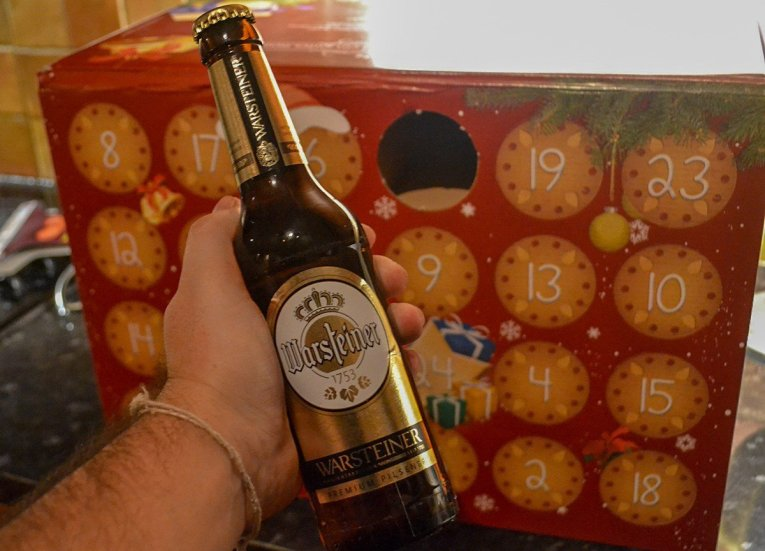 Cheap Beer Calendar, Traditions of Christmas in Northern Ireland, Bangor NI