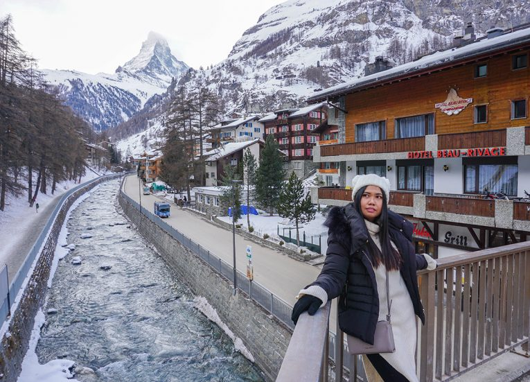 Fanfan Wilson, Interrail in Winter: Train Travel in Europe Itinerary