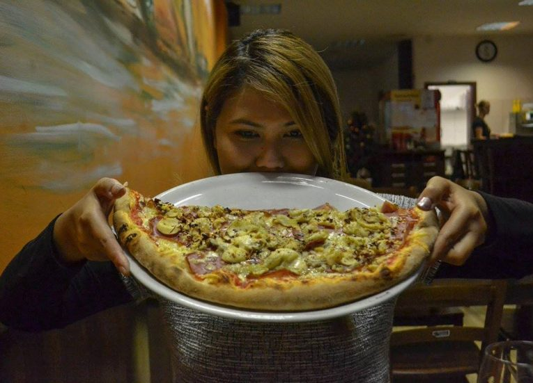 Pizza the Size of Fanfan's Face. Culinary Travels. Traditional National Foods in Europe