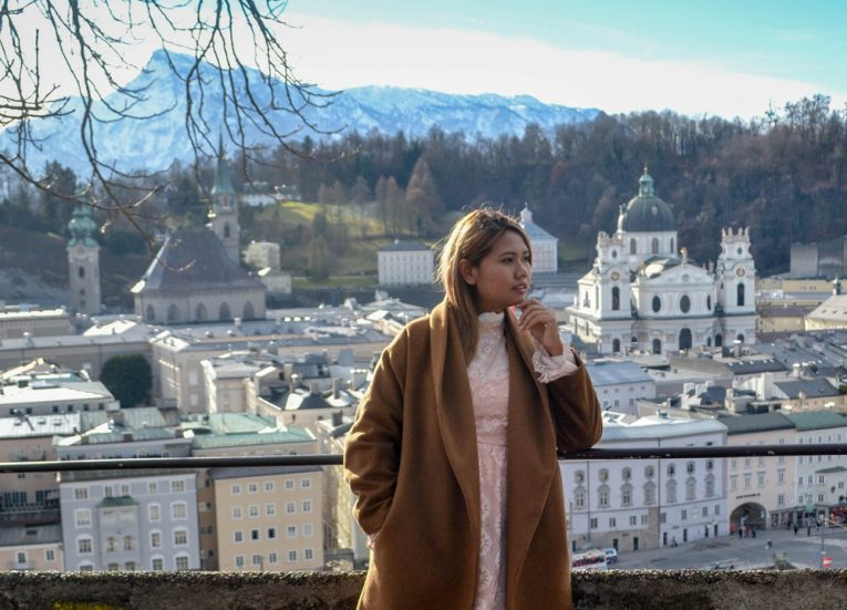 Viewpoint Salzburg-Austria-Winter-Road-Trip-Europe Road Trip in Winter Travel Itinerary