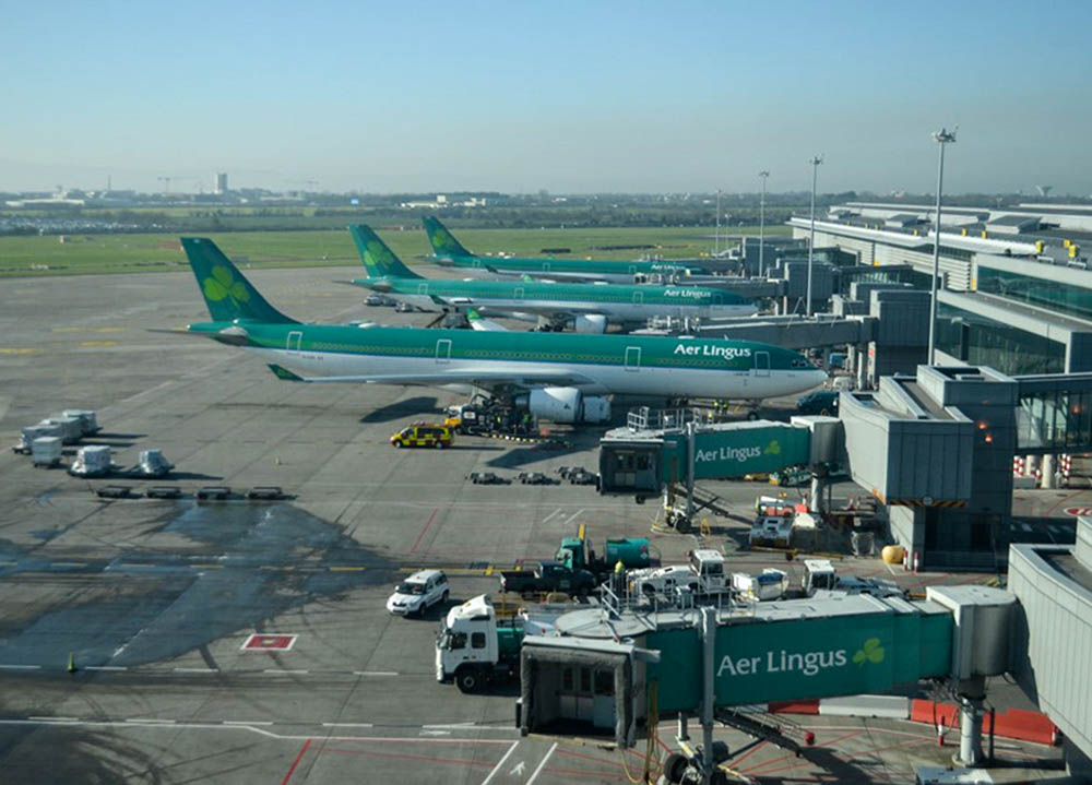 Aer Lingus Flights for Travel to and from Dublin Airport in Ireland