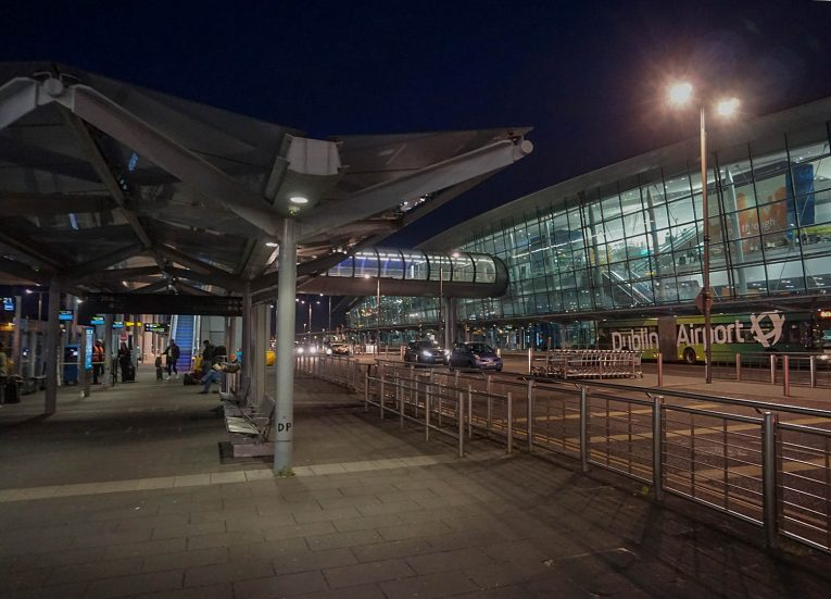 Bus Terminals at Dublin Airport, Travel from Dublin Airport to Belfast