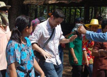 Allan Wilson Northern Irish Travel Blogger in Asia. From Bangor NI.