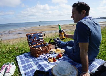 Allan Wilson Northern Irish Picnic Buckfast Summer in Bangor