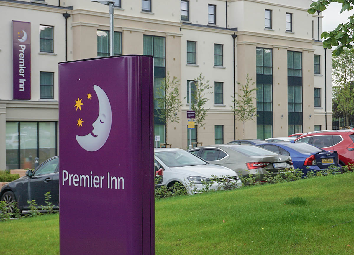 Premier Inn Bangor Northern Ireland Hotel Castle Park