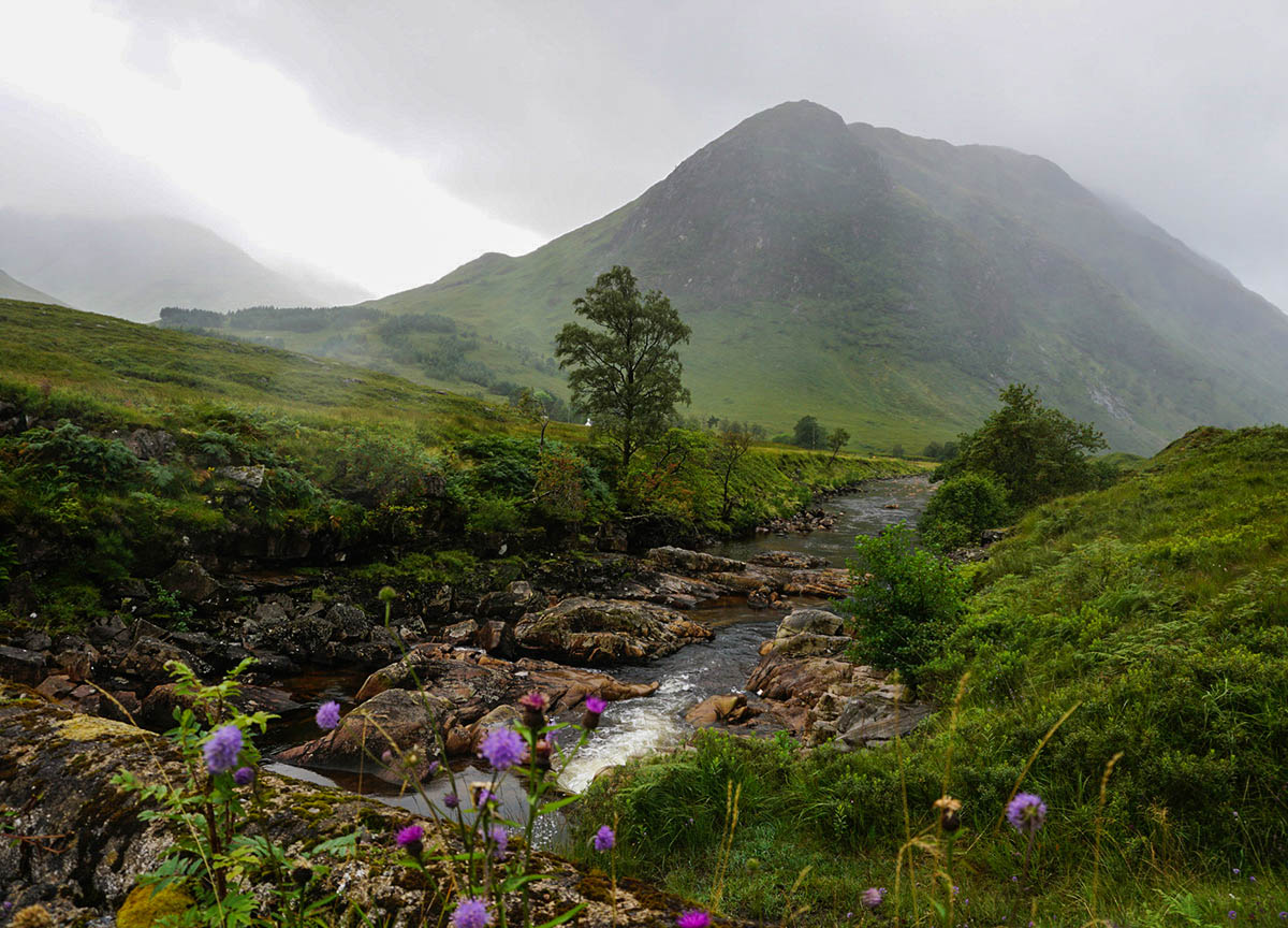 James Bond Skyfall Scenes at Glen Etive Glencoe. Places to Visit in Scotland