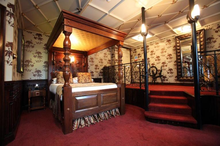 The Old Inn Crawfordsburn Near Bangor Northern Ireland
