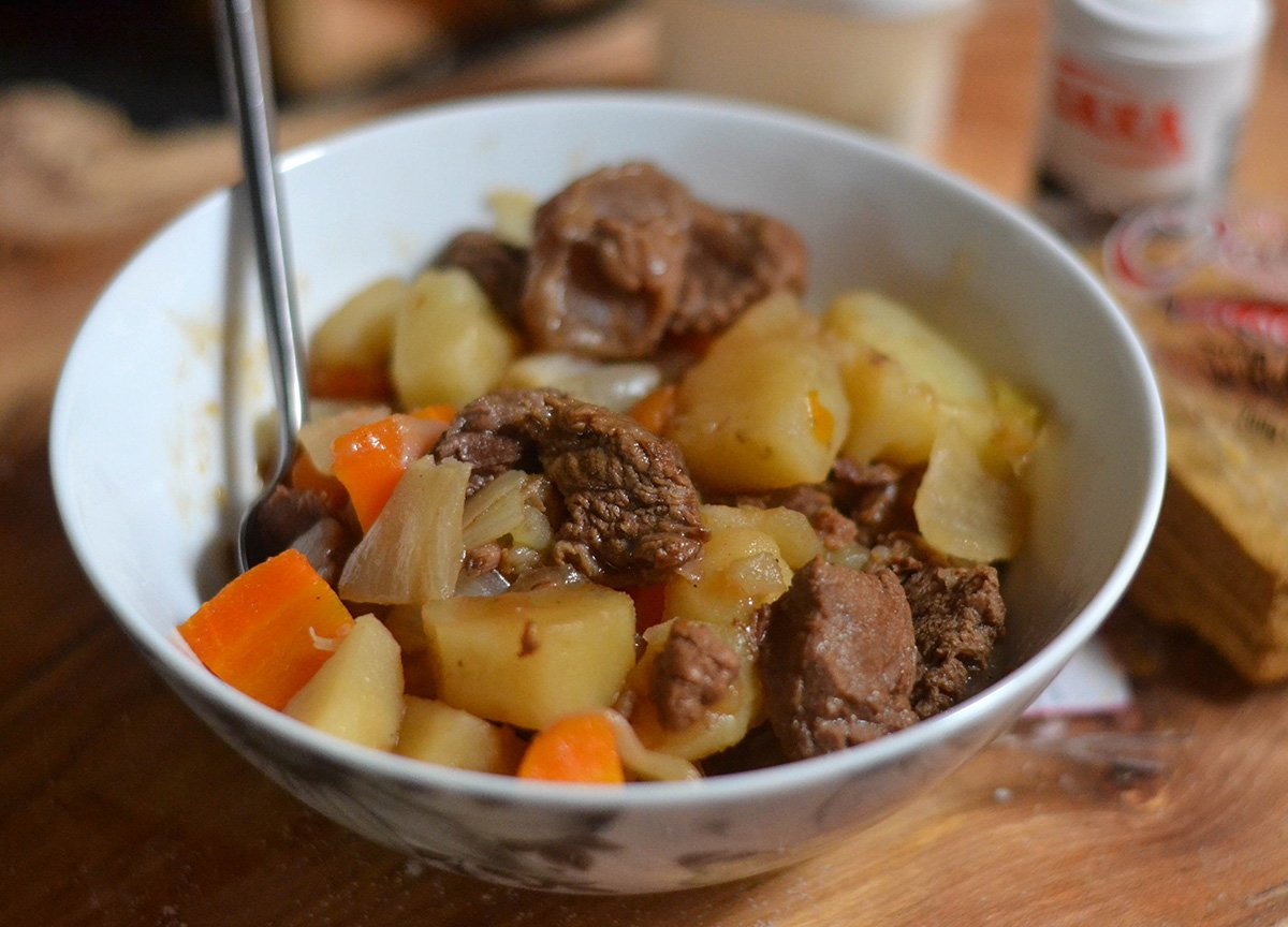 Stoavies Stew in Scotland Traditional Scottish Food (1)