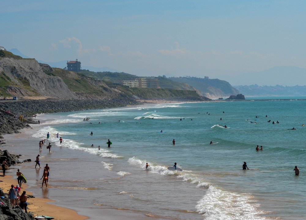 Biarritz Road Trip in Southern France June