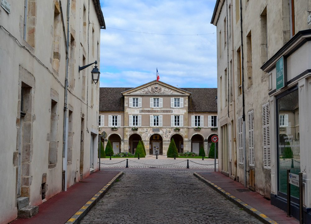 beaune Town Hall Road Trip in Southern France and Borders June