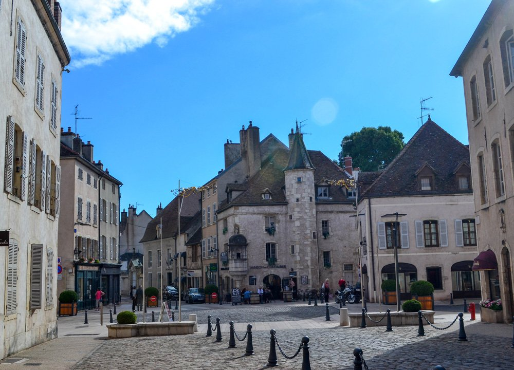 Burgundy Beaune, Road Trip in Southern France and Borders June