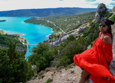 Gorges Verdon, Road Trip in Southern France and Borders June