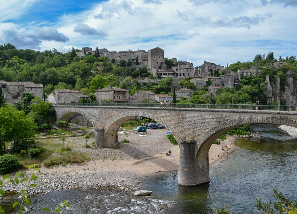 Labeaume, Road Trip in Southern France and Borders June