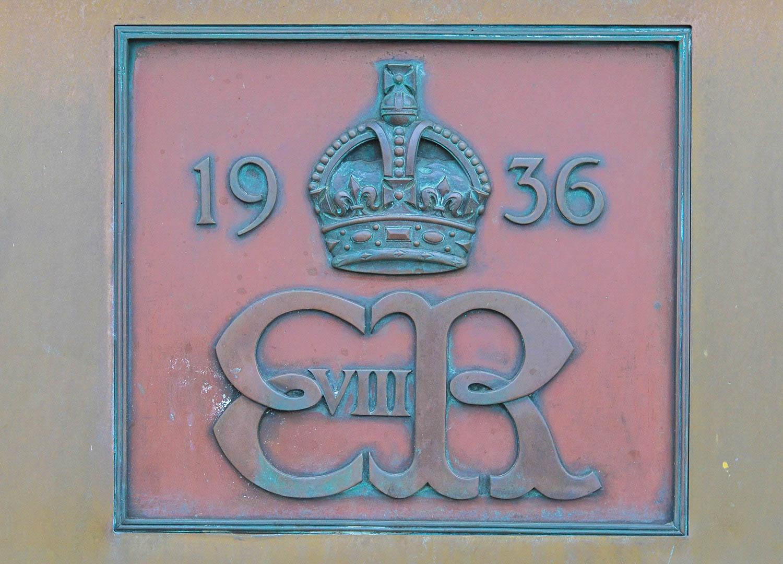 Post box at post office in Bangor Town Centre Treasure Northern Ireland