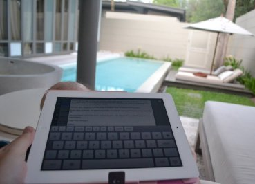 Life as a Travel Blogger Working Remotely