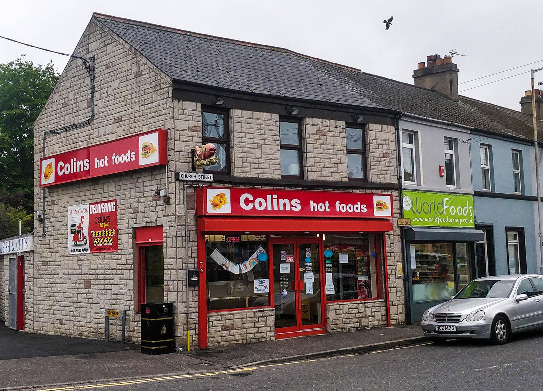 World Foods Asian Supermarket Church Street Bangor N Ireland