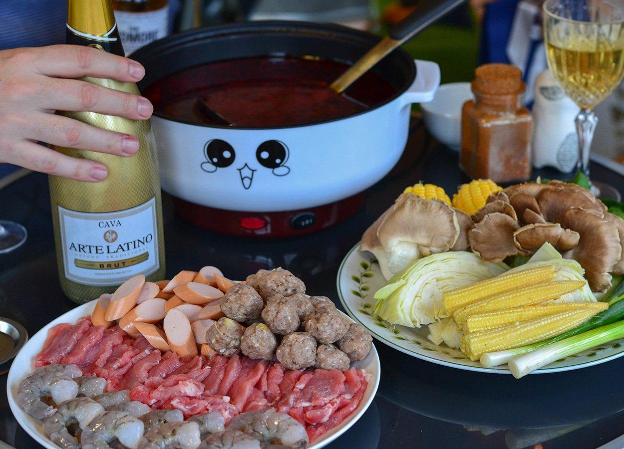 Chilli Oil Lao Gan Ma Hot Pot Soup Base in the UK