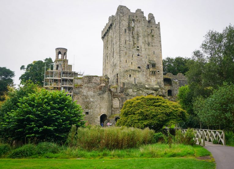 Blarney Castle on Ireland's Ancient East Road Trip Itinerary