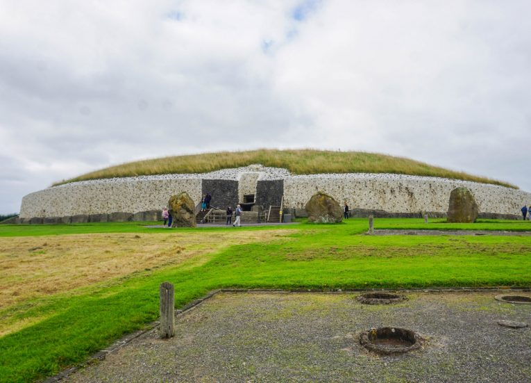 Newgrange Unesco World Heritage Top Tourist Attractions Ancient East Ireland