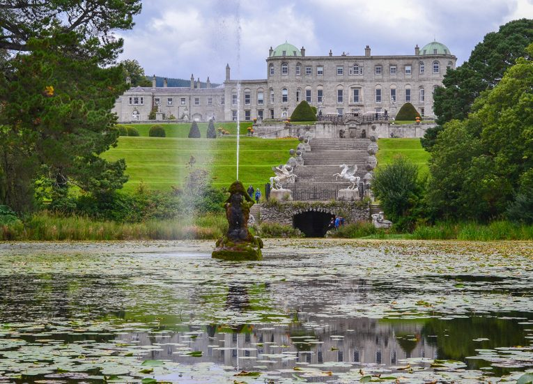 Powerscourt House and Gardens Road Trip Itinerary in Ireland Ancient East